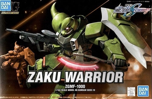 HG Zaku Warrior 1/144