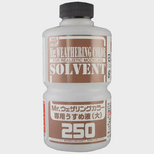Mr Weathering Color - Solvent 250