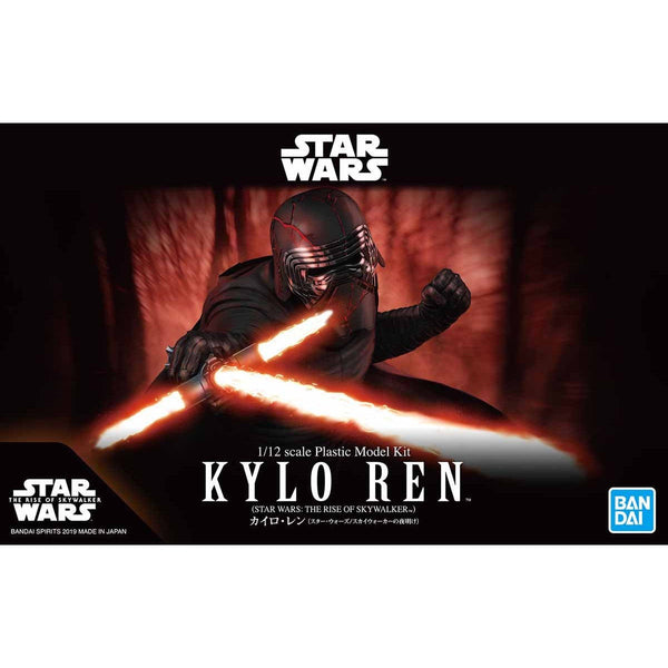 SW - Kylo Ren (The Rise of Skywalker) 1/12