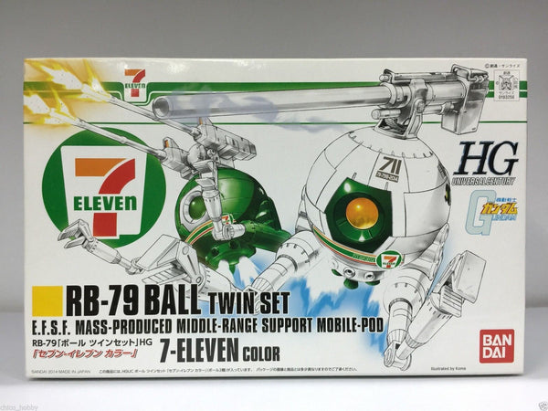 HG 7-11 RB-79 Ball Twin Set