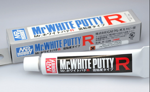 Mr White Putty R P123