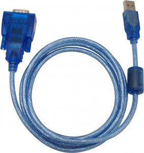 USB Serial Port RS232 5V Power on Pin9 Current Limited Windows & Mac