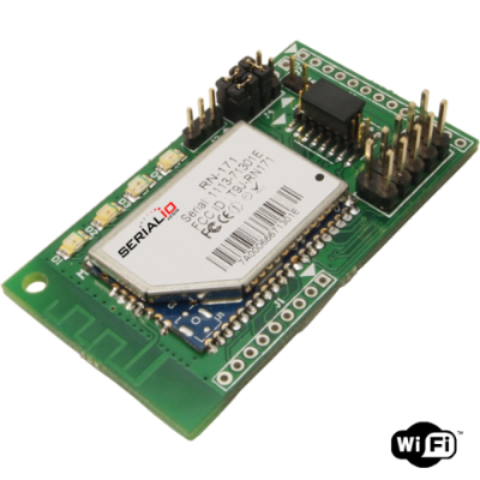 WiSnap Embedded RS-232 Serial Module 174 (PCB Antenna)