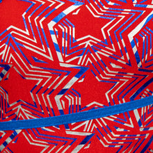 Patriotic Party Triple Strap  | Lizatard