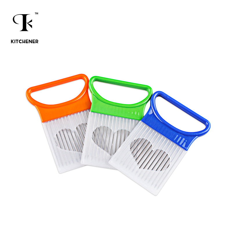 Onion Vegetable Slicer Cutting Aid