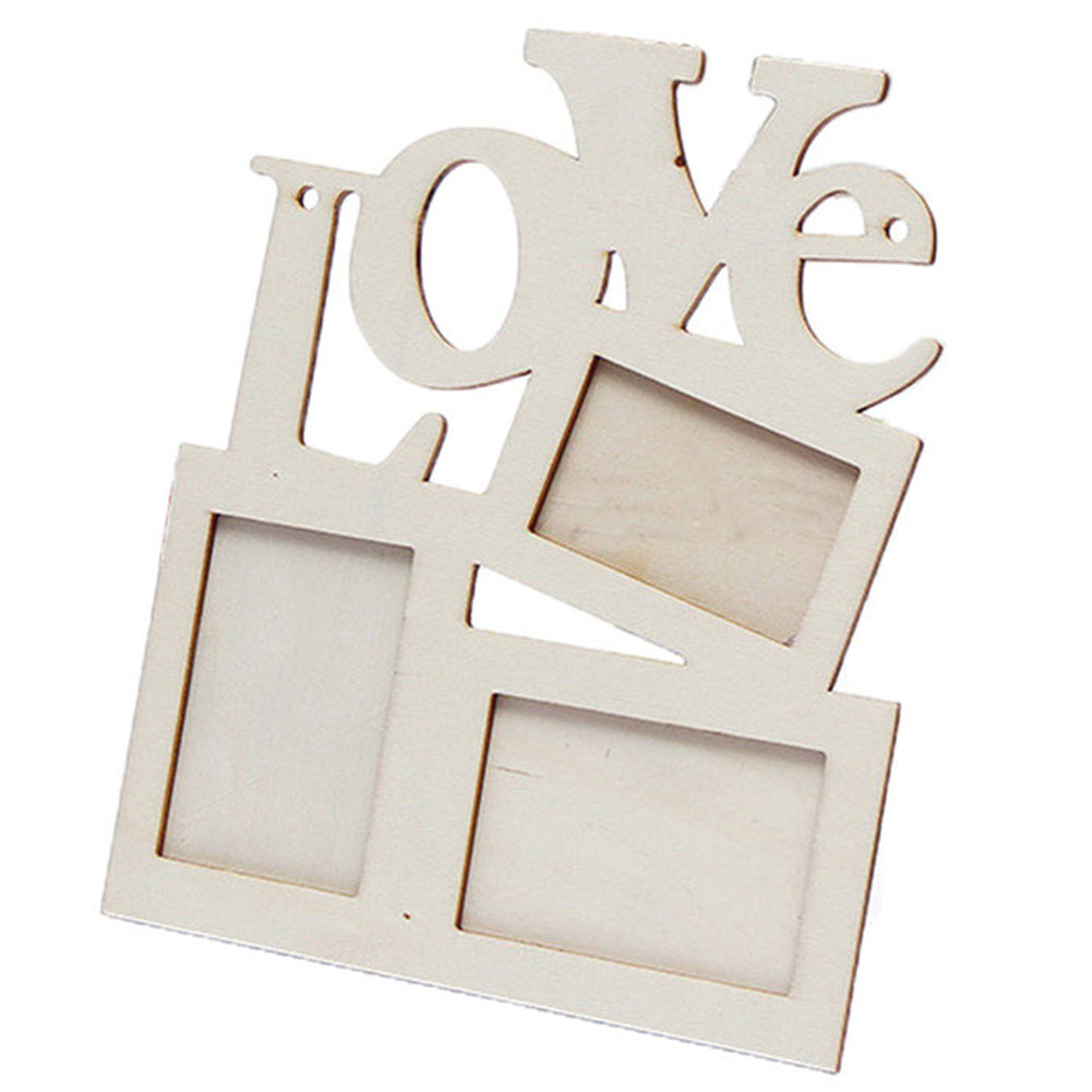 DIY LOVE Picture Frame