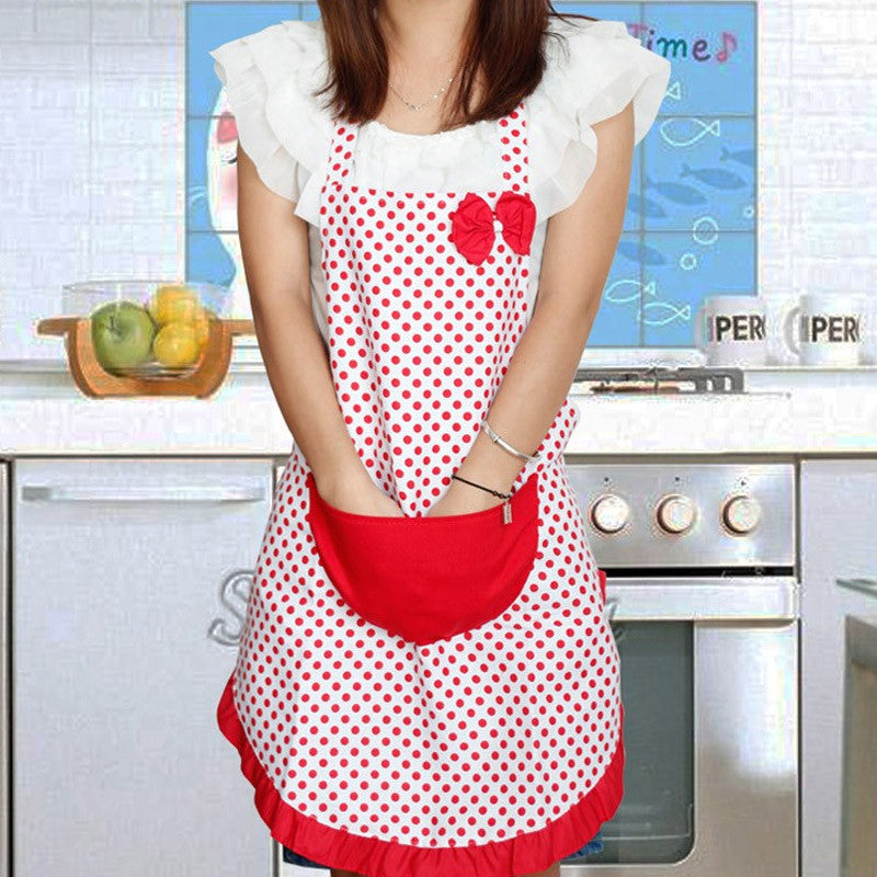 Vintage Cooking Apron