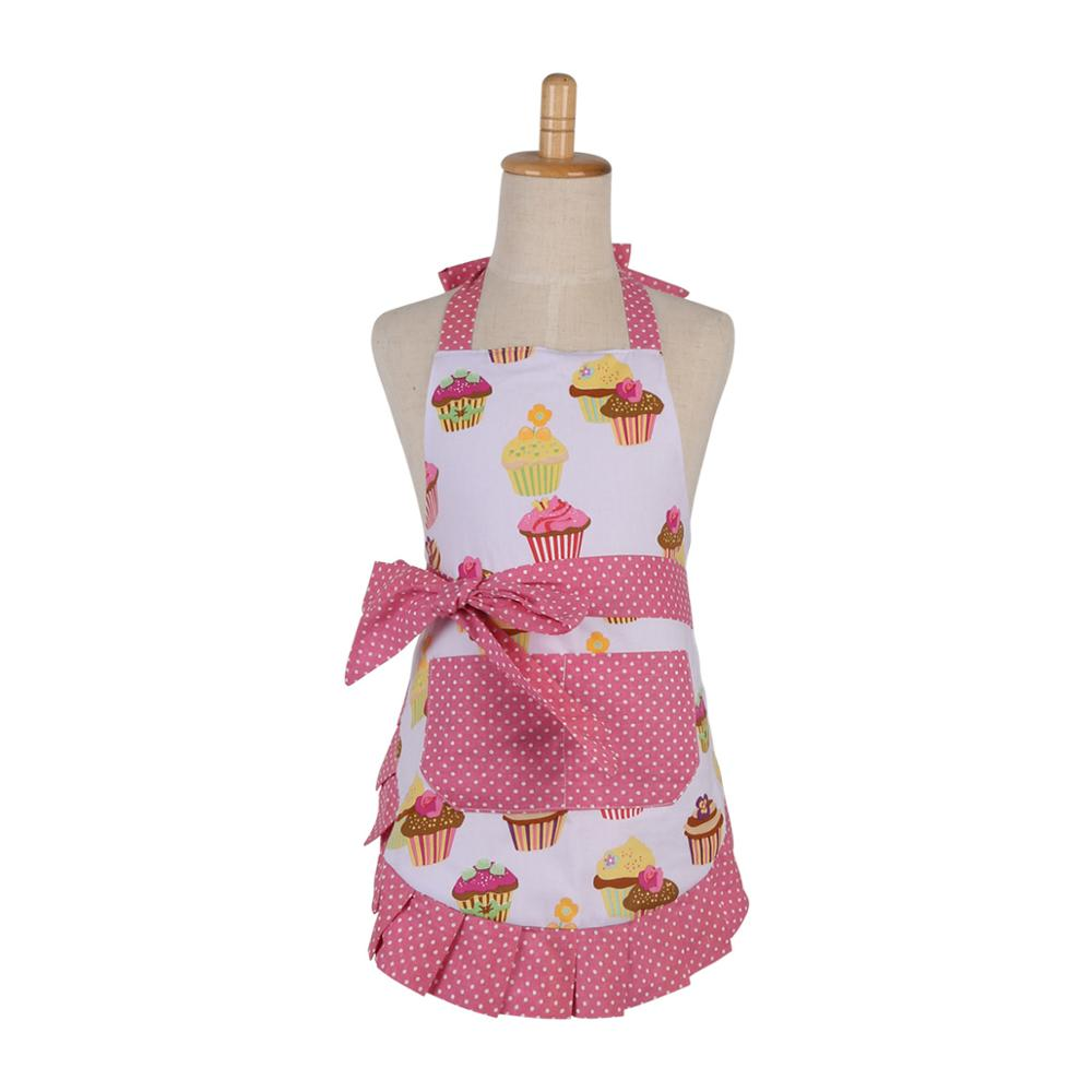 Adjustable Water Resistant Cotton Printed Apron