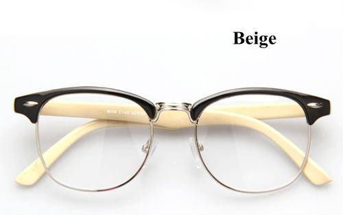 Classic Retro Frame Glasses