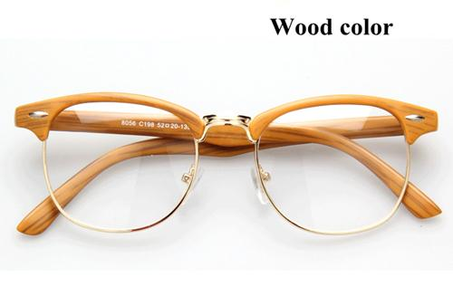 Classic Retro Frame Glasses-Shop My Aesthetic