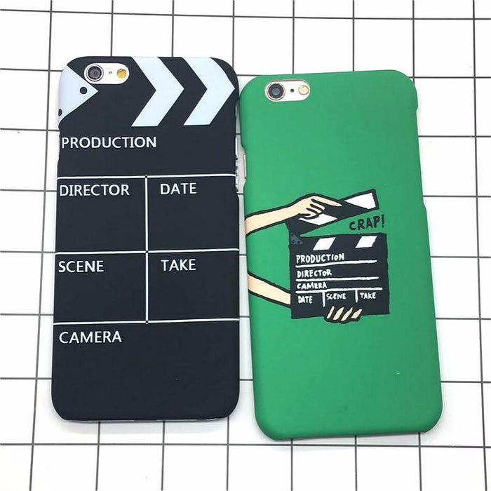 Director Cut iPhone Cases-Shop My Aesthetic