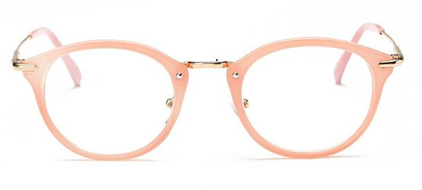 Multiple Color Frame Round  Glasses