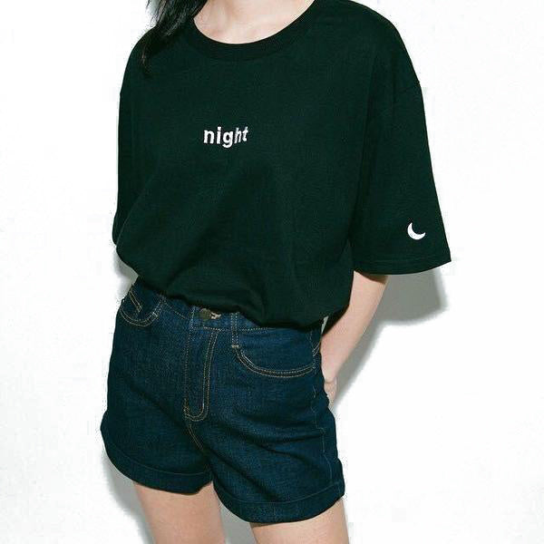 Night Or Day T-Shirt