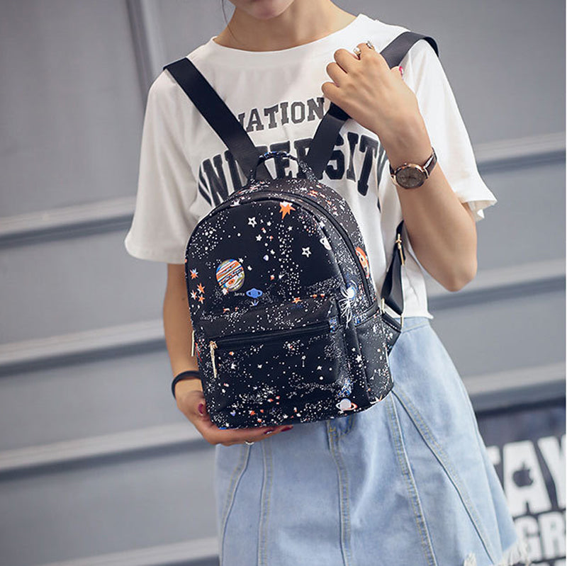 Starry Sky Backpack