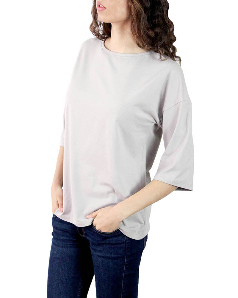 Pima Cotton Easy 3/4 Tee