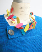 Caldera Recycled Textile Necklace