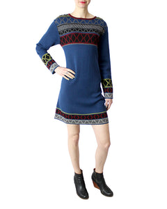 Circo Baby Alpaca Long Sleeve Sweater Dress