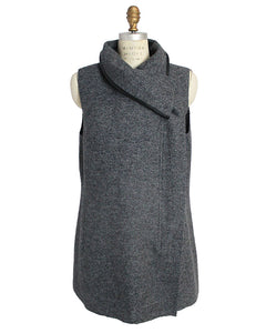 Angelina Felted Alpaca Long Vest