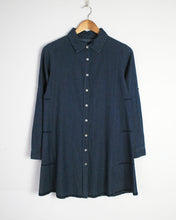 Cotton Denim Eterna Blouse
