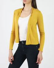 Pima Cotton Interlock Easy Cardigan
