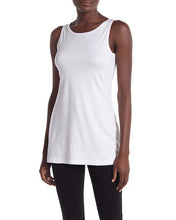 Pima Cotton A-Line Tank Top