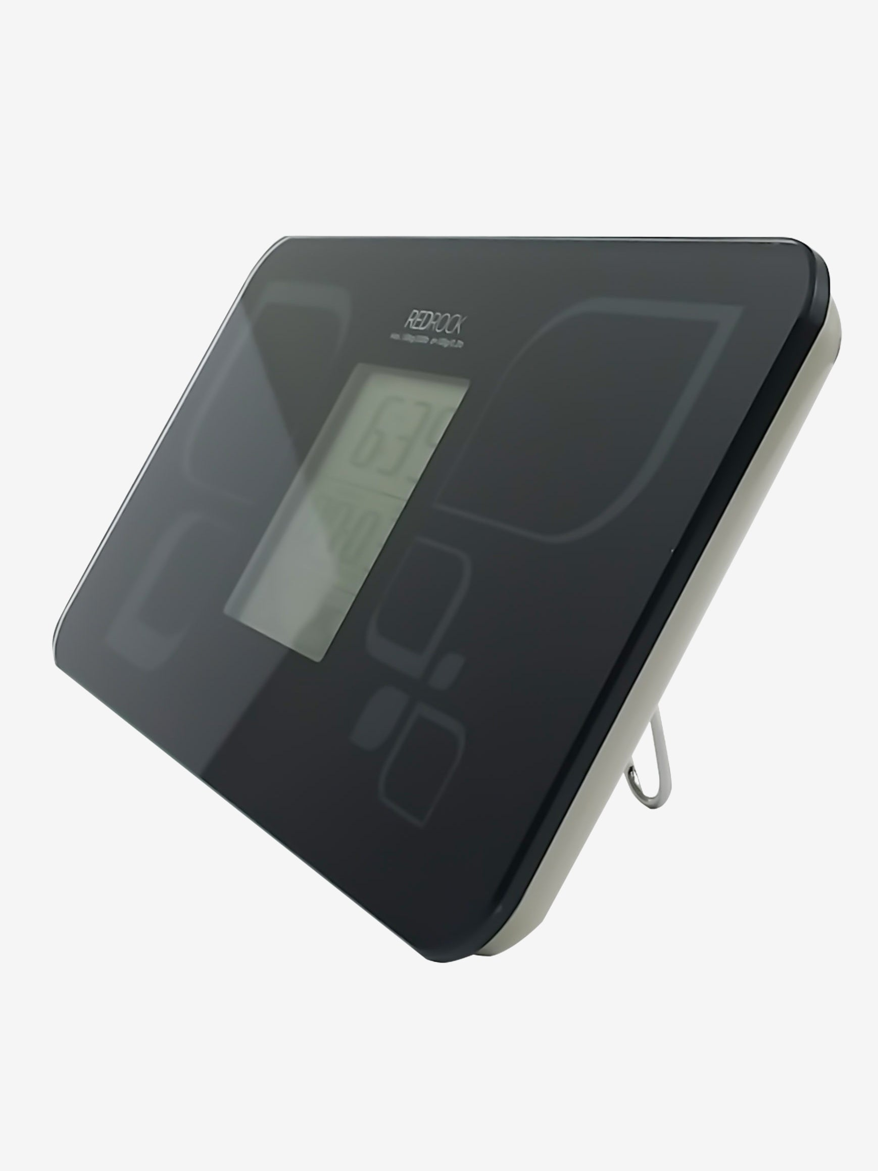 6-in-1 Digital Calendar Scale in Black