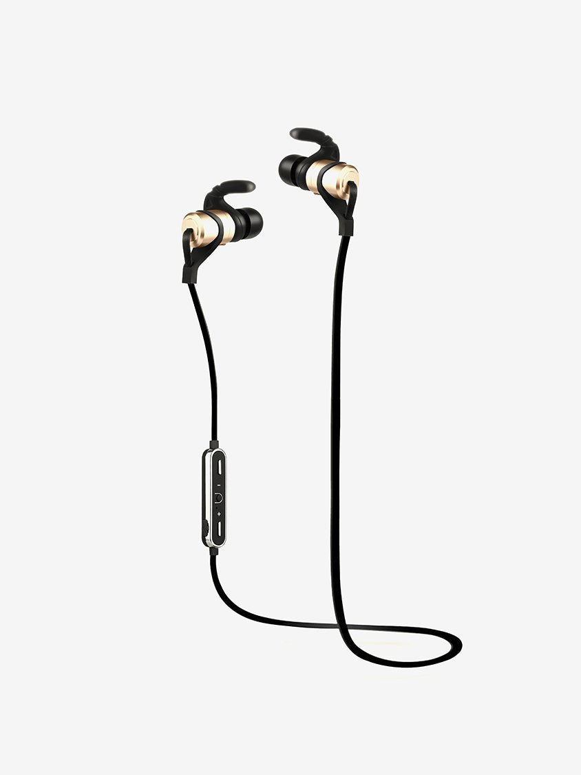 Bluetooth Wireless In-Ear Headset in Gold