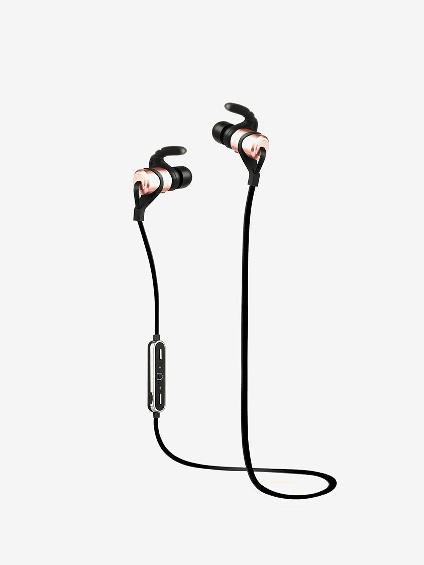 Bluetooth Wireless In-Ear Headset in Rose Gold