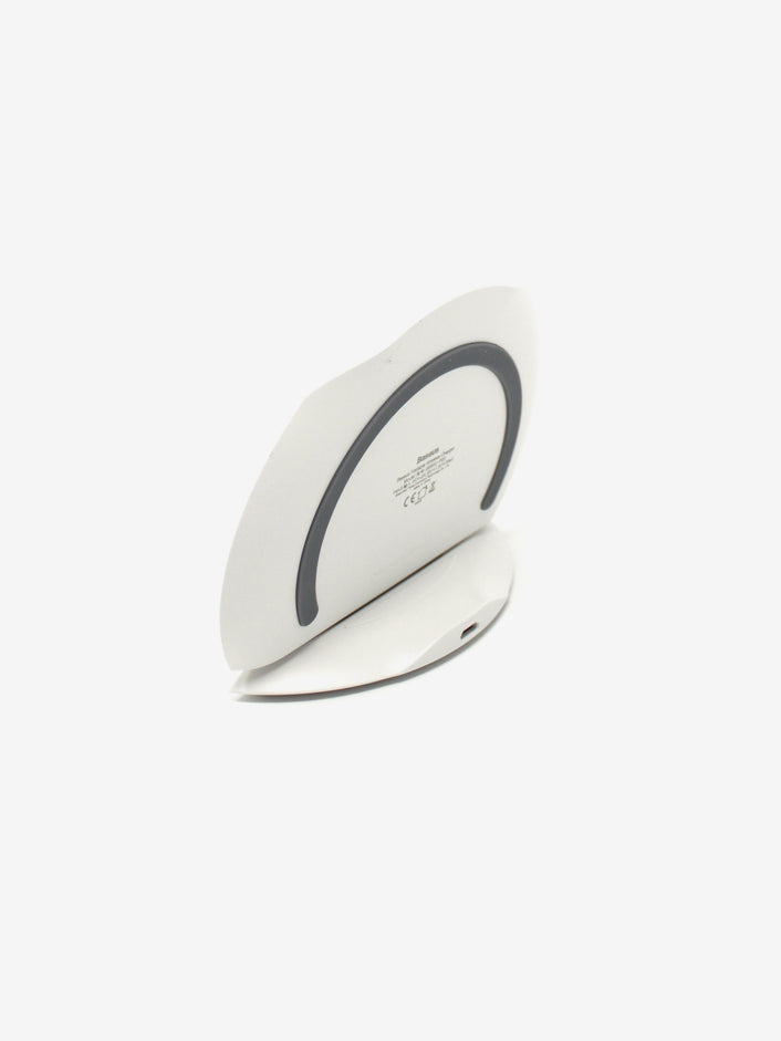 Qi Wireless Charging Pad in White