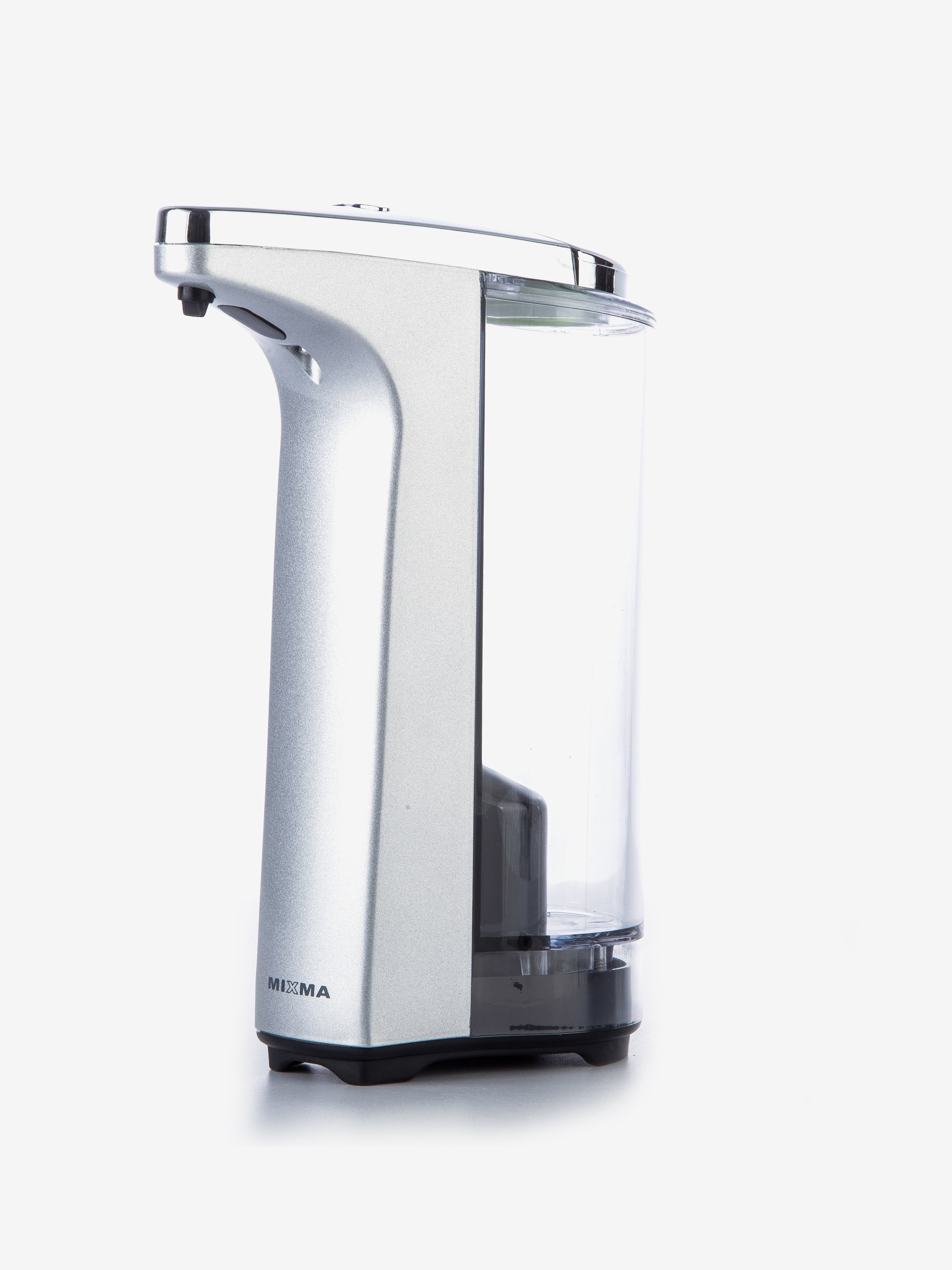 Automatic Soap Dispenser in Silver