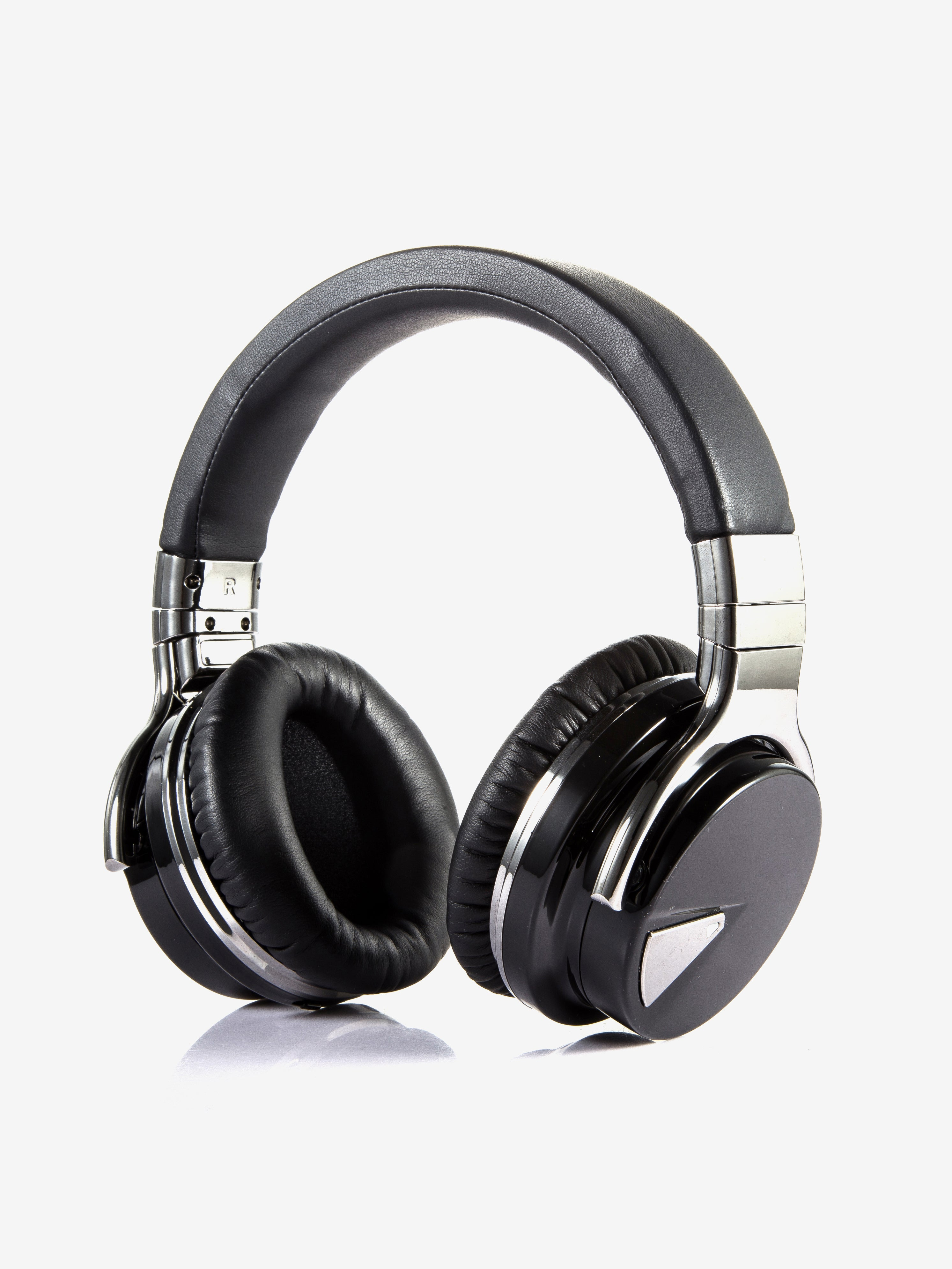 Cowin Noise Canceling Wireless Bluetooth Headphones in Black