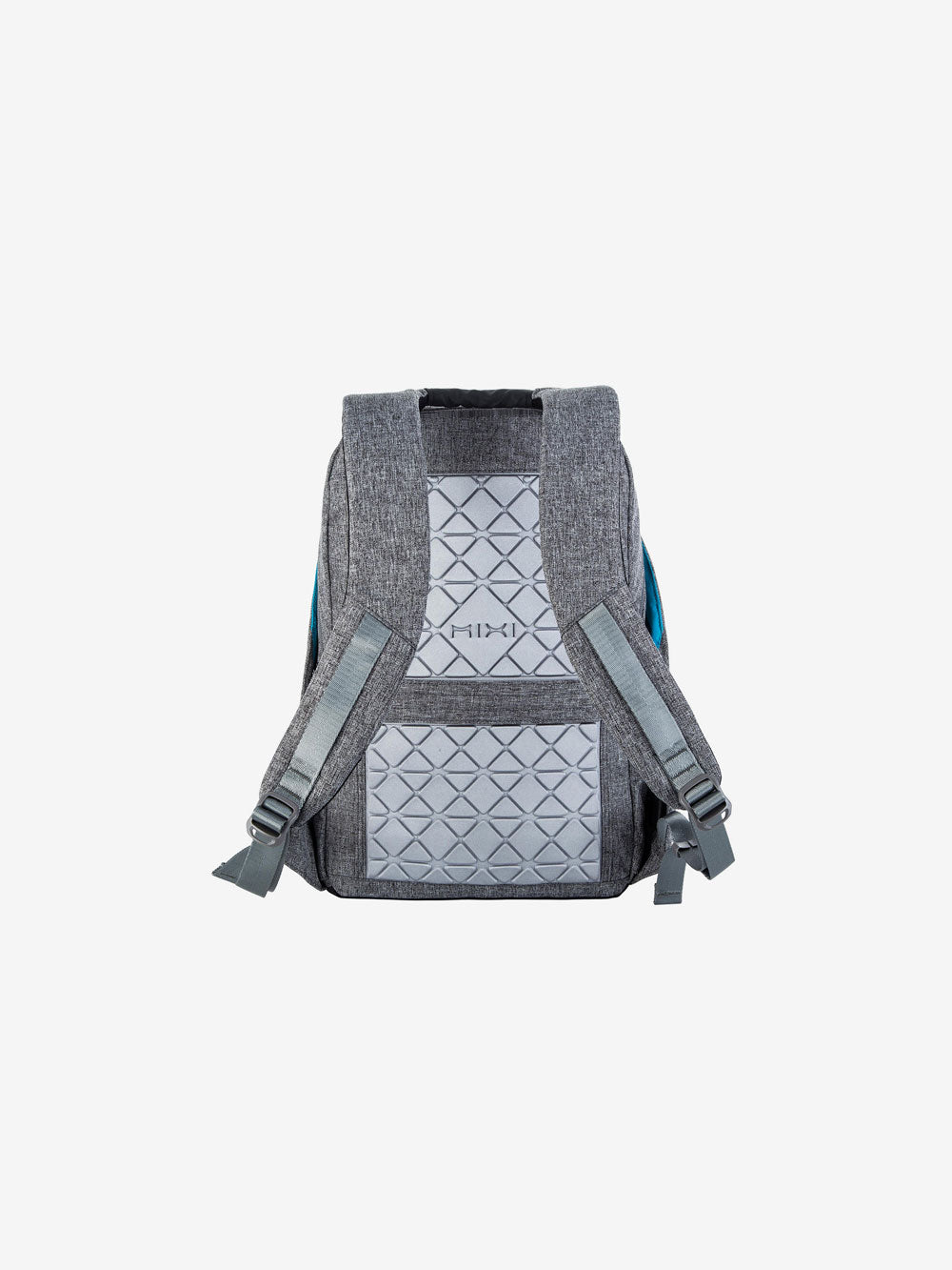 Daypack with Charger in Charcoal Grey