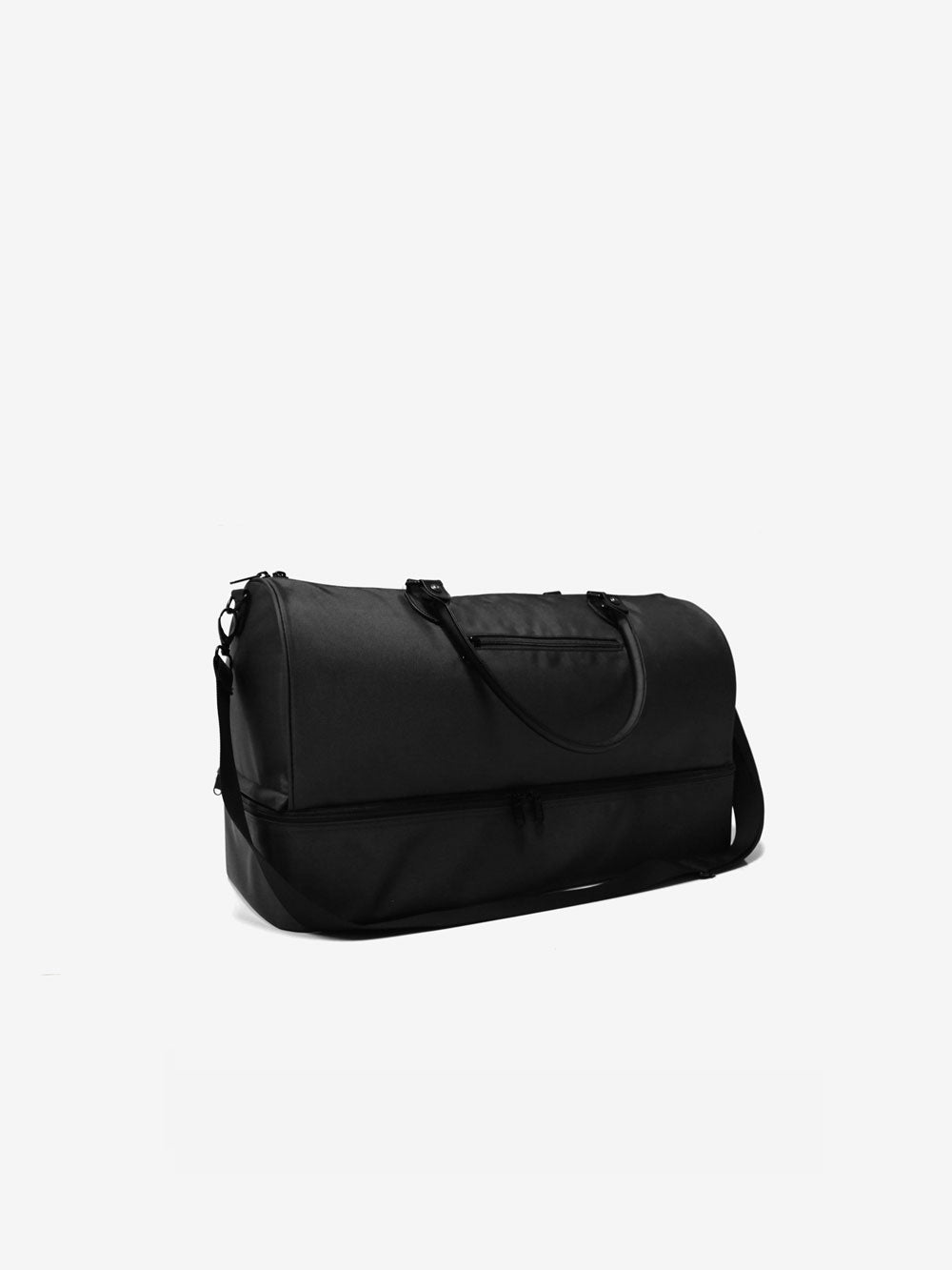 New North Duffel in Black