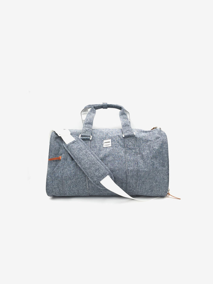 Leisure Bag in Charcoal Grey