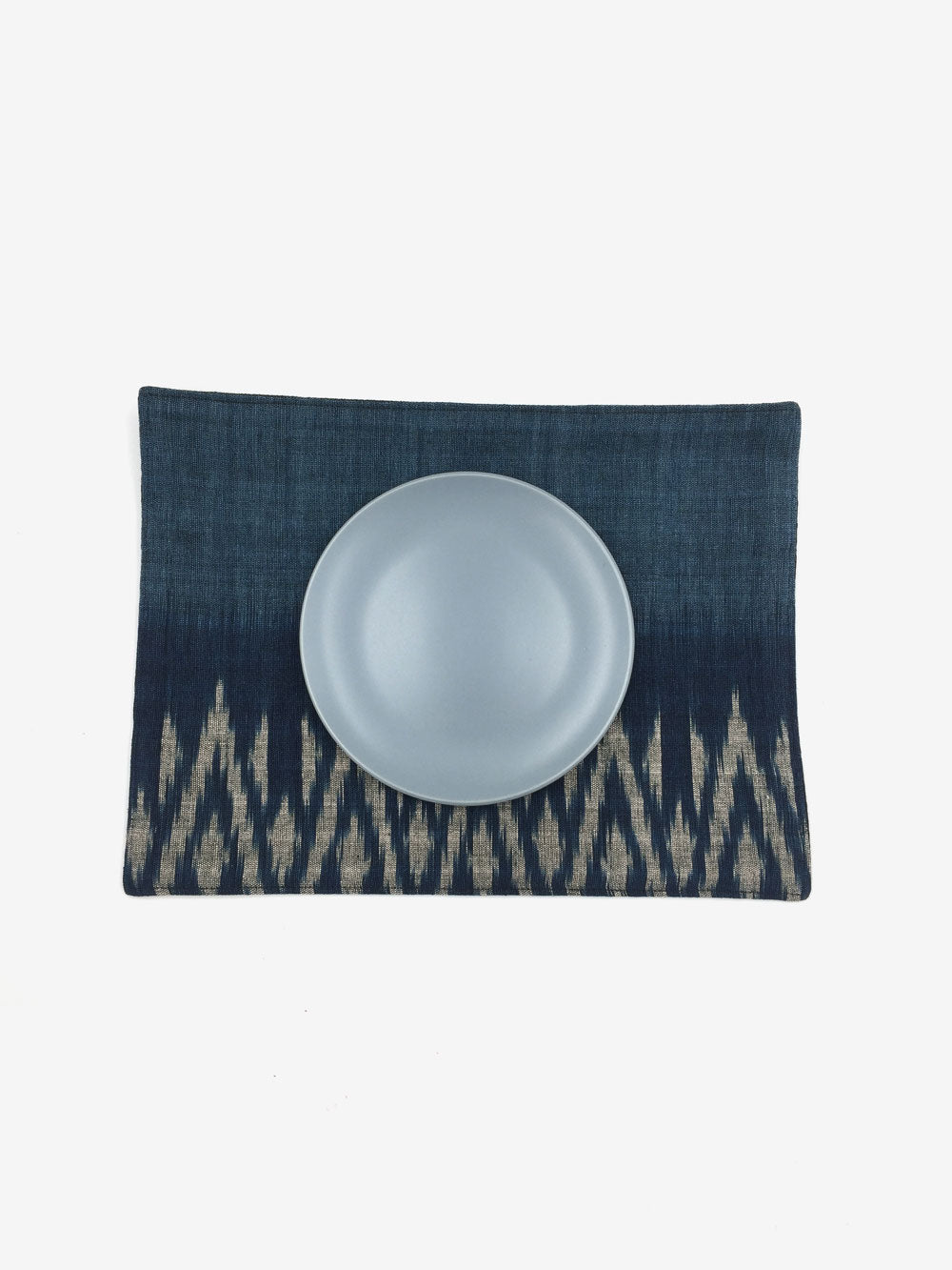 Handwoven Indigo Placemat (Set of 4)