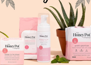 The Honey Pot Co. On Pregnancy Feminine Care 101