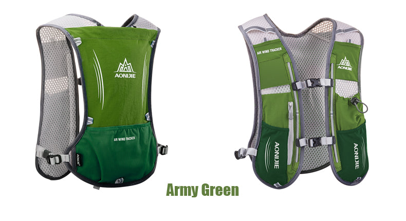 AW Tracker Long Distance Vest Combo