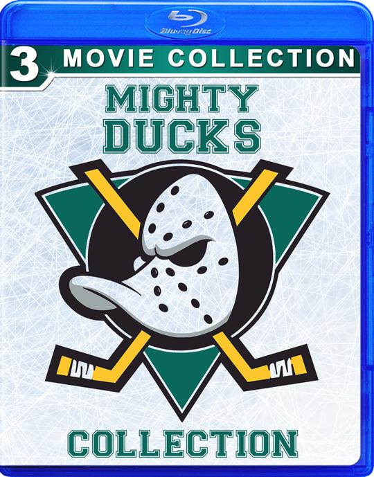 Mighty Ducks:  The Three Movie Collection in Blu-Ray™
