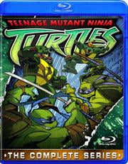 Teenage Mutant Ninja Turtles:  The Complete Series in Blu-Ray™