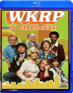 WKRP in Cincinnati in Blu-Ray™