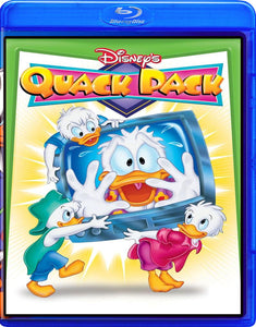 Quack Pack The Complete Series Blu Ray!