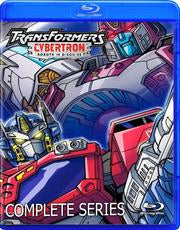 Transformers Cybertron:  The Complete Series in Blu-Ray™