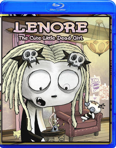 Lenore the Cute Little Dead Girl Blu Ray!