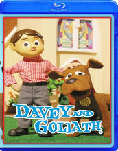 Davey & Goliath  the complete series on Blu Ray!