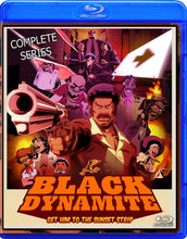 Black Dynamite:  The Complete Series in Blu-Ray!!