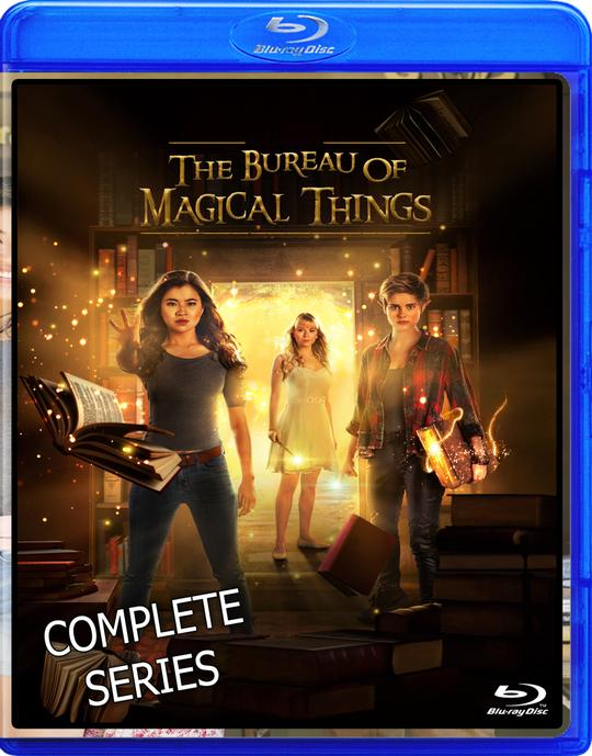The Bureau of Magical Things:  Complete Series in Blu-Ray™