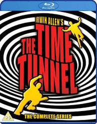 Time Tunnel The Complete Series in Blu Ray