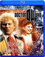 Dr Who:  The Sixth Doctor Complete in Blu-Ray™
