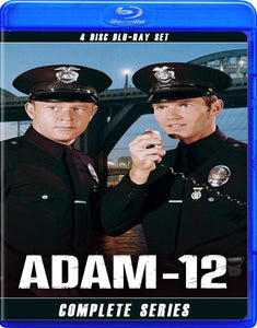 ADAM 12 ALL 174 EPS IN STUNNING BLU RAY!