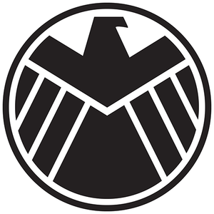 Agents of SHIELD Logo Vinyl Decal Sticker